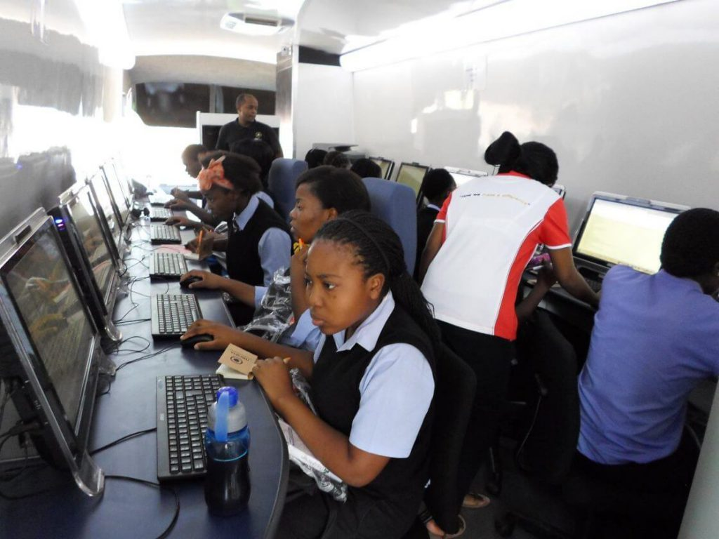 Mobile education centres
